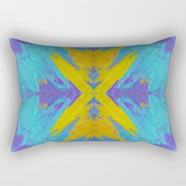 Sweetness Kaleidoscope 0003 Rectangular Pillow