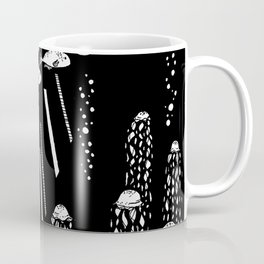 Ocean Night Life Coffee Mug
