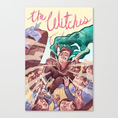 The Witches Canvas Print