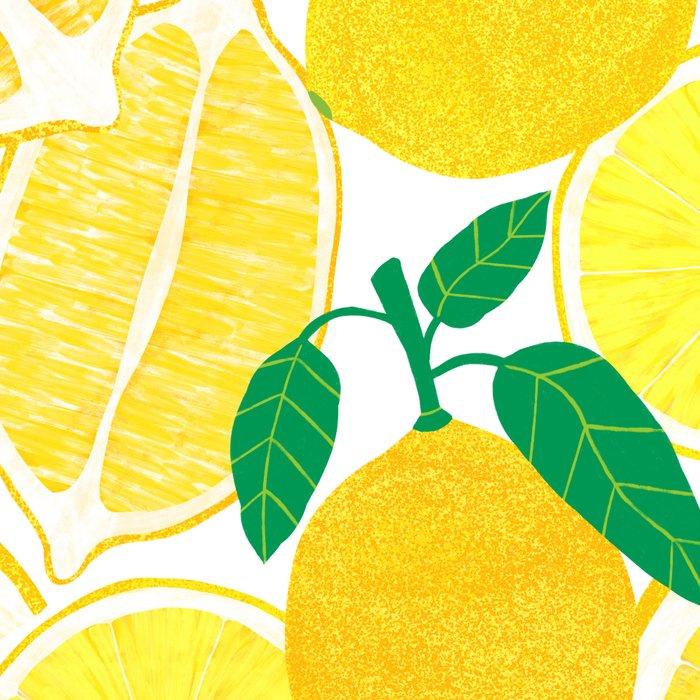 Lemon Harvest Leggings