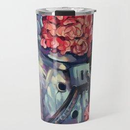 ROSE MAN Travel Mug