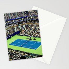 2019 US open finals NADAL VA Medvedev Stationery Cards