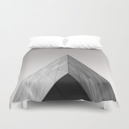 Emporio Armani Store @ Spinningfields, Manchester.  Duvet Cover