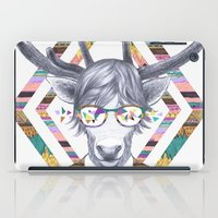 kris tate iPad Cases featuring DREAMTAPES, created by Elena Mir and Kris Tate by Serpentine