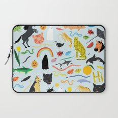 Everyone is Invited Laptop Sleeve