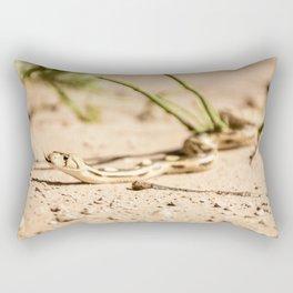 slither Rectangular Pillow