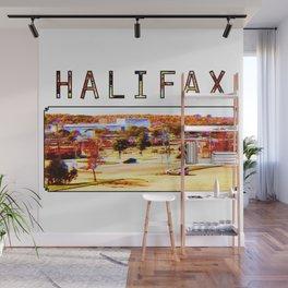 New Halifax Wall Mural