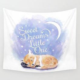 Sweet Dreams Little One Wall Tapestry