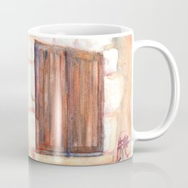 David's Europe 5 - Vine Coffee Mug