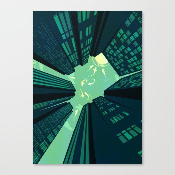 Solitary Dream Canvas Print
