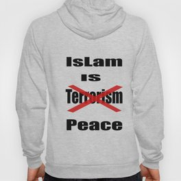 Islam is peace Hoody