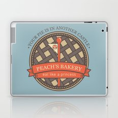 Peach's Bakery Laptop & iPad Skin
