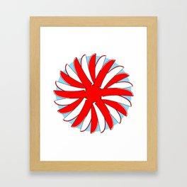 Rising Prop Framed Art Print