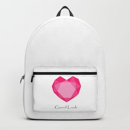 Love, Good Luck Backpack