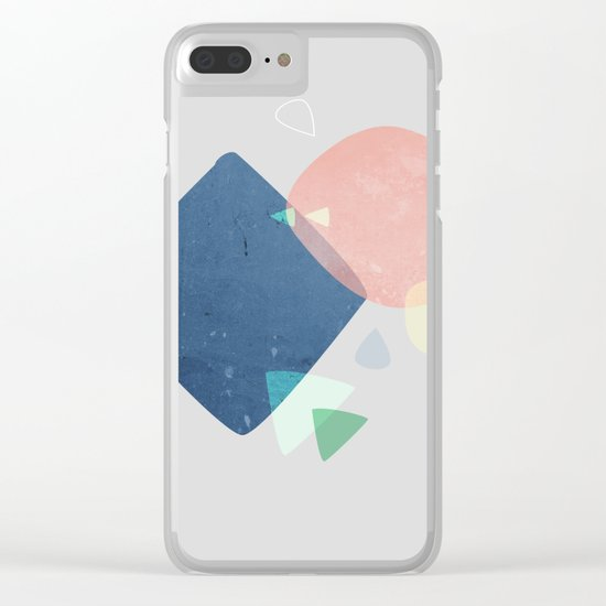 Graphic 179 Clear iPhone Case