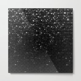 Crystal Bling Strass G283 Metal Print