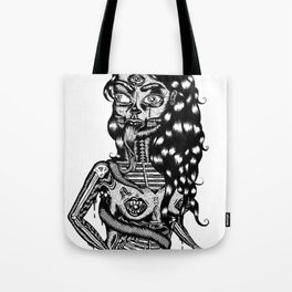Mange tes intestins Tote Bag