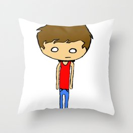 Lets Hang Out Throw Pillow