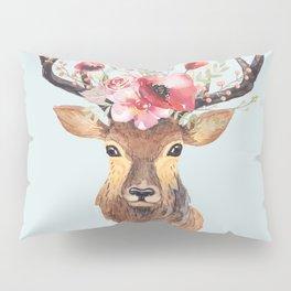 Bohemian Deer 2 Pillow Sham