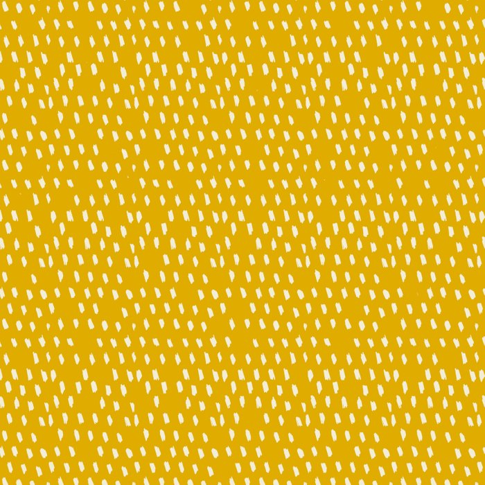 Yellow Modernist Duvet Cover