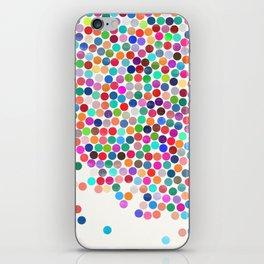 dance 9 sq iPhone Skin