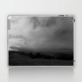 Misty Malvern Hills Laptop & iPad Skin