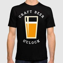 Craft Beer O'Clock T-shirt