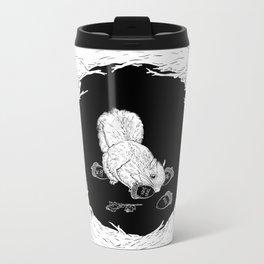 Little Acorns - Girl Metal Travel Mug