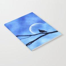 Blue Moon Bird v2 Notebook