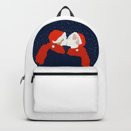 Stars shining right above us Backpack