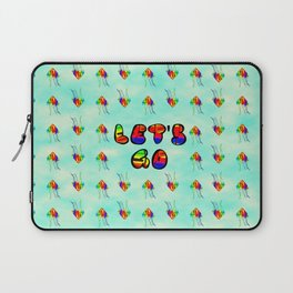 Kites and Clouds Laptop Sleeve