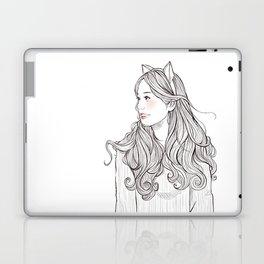 sweet babe *GirlsCollection* Laptop & iPad Skin