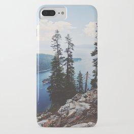 Emerald Bay iPhone Case