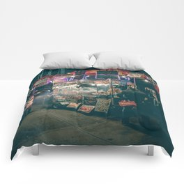 New york city Food Comforters