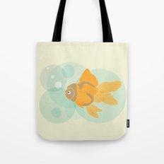 Golden Fish - 2016 Tote Bag