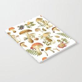 Mushroom Dreams Notebook