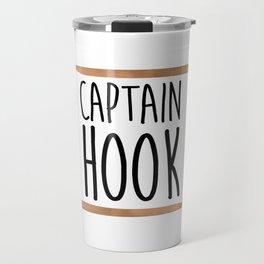 Captain Hook Travel Mug
