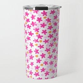 Isabella (Pink) Travel Mug