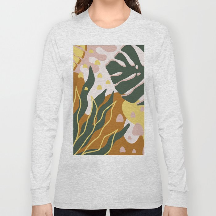 Floral Magic Long Sleeve T-shirt