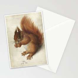 Squirrel by Hans Hoffmann, 1578 Stationery Cards