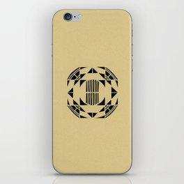 Converge iPhone Skin