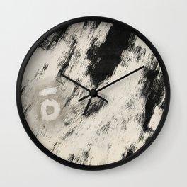 Keyhole Wind Wall Clock