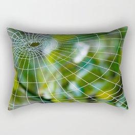 Spider's web Rectangular Pillow