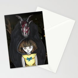 Fran Bow Stationery Cards