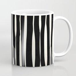 Retro Stripe Coffee Mug