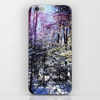 wildlife iPhone & iPod Skins featuring Wildlife by Olivier P.