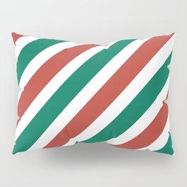 Holiday Stripes Pillow Sham