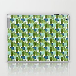 Three Cacti Laptop & iPad Skin