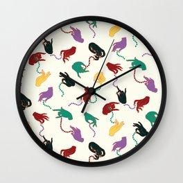 Mudra Wall Clock