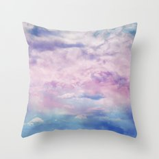 Cloud Trippin' Throw Pillow